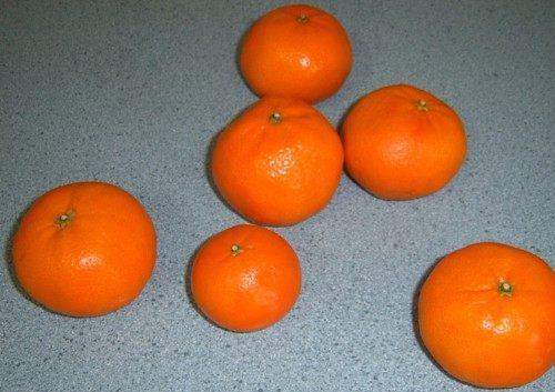 Клементины (Clementine)