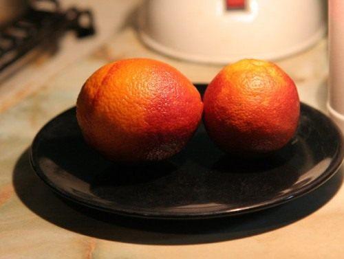 Красные апельсины (Blood orange)